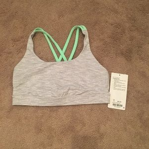 NWT Lululemon Energy Sports Bra Size 10